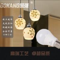 LED灯泡节能室内照明E27螺旋超亮球泡电灯泡光源
