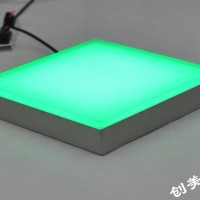 LED发光地砖